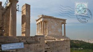 Athena Nike at the Acropolis