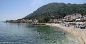 Picture of Benitses beach