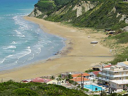 Agios Stefanos beach