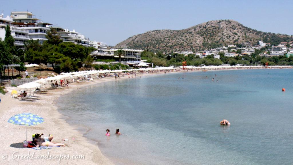 Astir Vouliagmeni beach