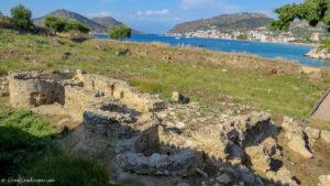 Ancient Asine ruins