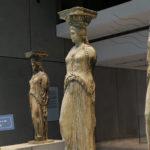 Caryatid Statues at the Acropolis