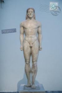 Kouros of Anavyssos
