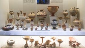 Ceramics at Nafplio Museum