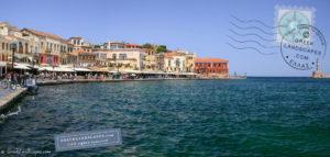 Chania old harbor