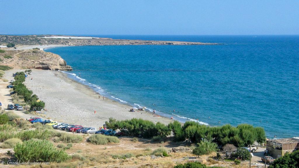 Diasari beach view