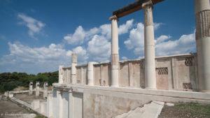 The Enkoimeterion at the sanctuary of Asclepius