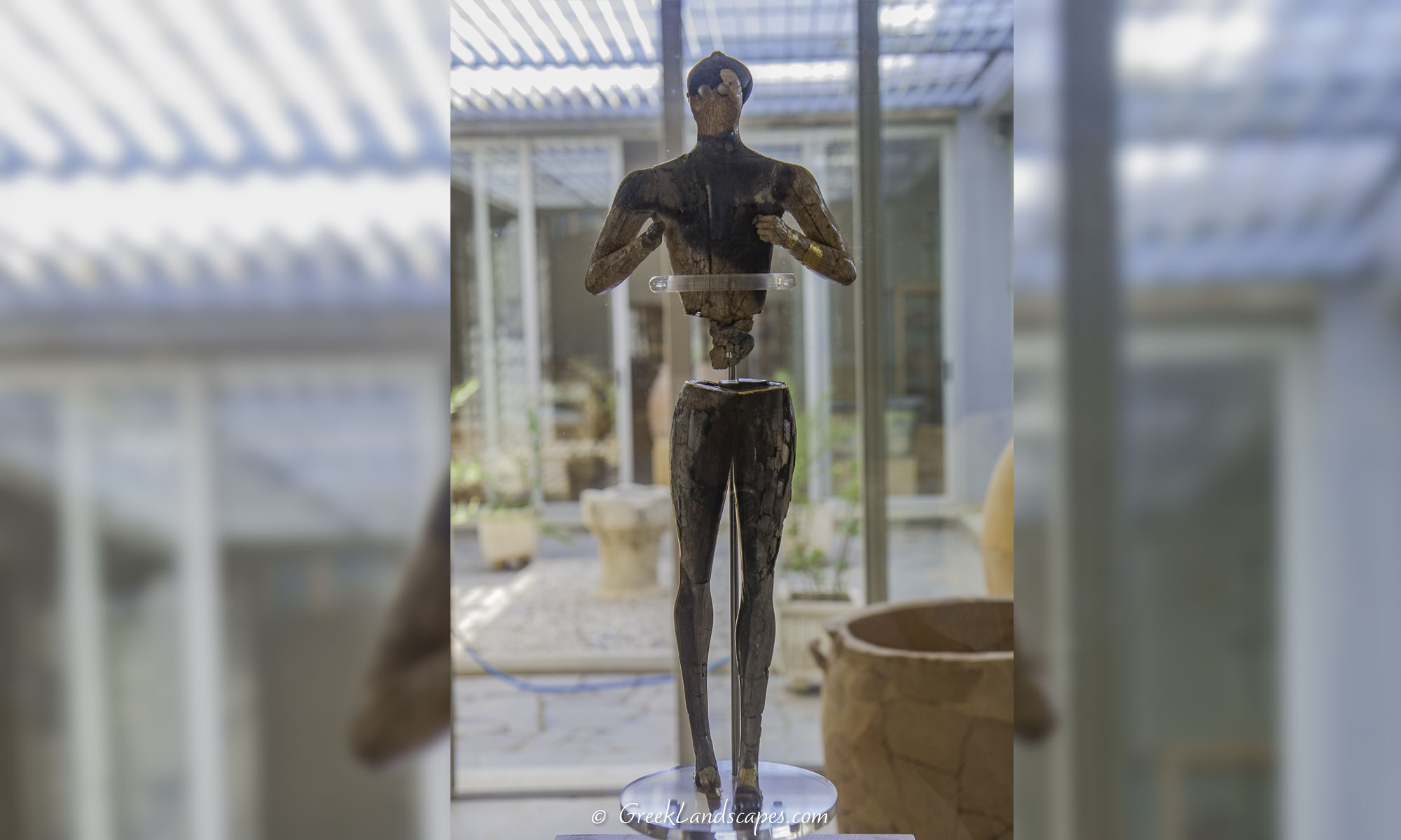 Sitia musuem statuette