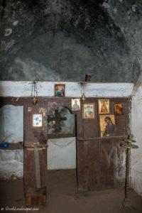 Ag Nikolaos church in Samaria Gorge