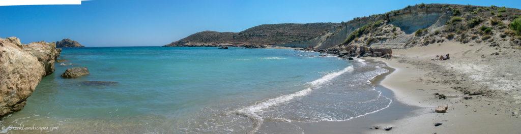 Xerokampos beach, Crete