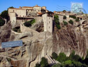 Grand Meteoron monastery