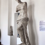 Copy of Aphrodite of Melos statue