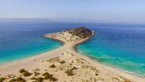 Simos and Sarakiniko beaches