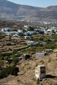 View of Perastra village