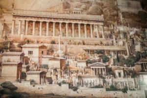 Delphi Oracle painting reconstruction