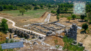 View of the Bouleuterion at Dodona