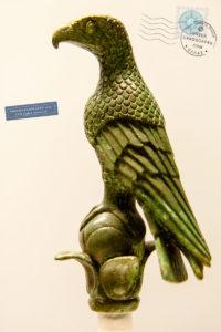 Bronze statuette from Dodoni