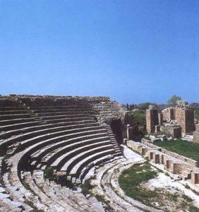 Odeum of Nikopolis view