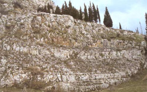 Ancient theater of Chaeronia