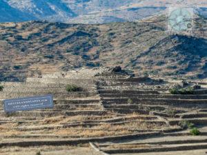 Prehistoric settlement Skarkos